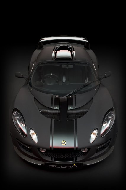 Lotus Exige Scura Stealth